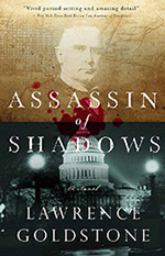 Assassin of Shadows by Lawrence Goldstone